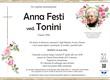 Festi Anna ved. Tonini