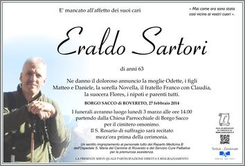 Sartori Eraldo