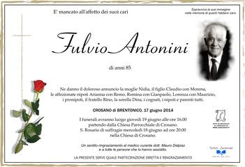 Antonini Fulvio