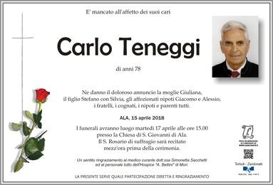 Teneggi Carlo