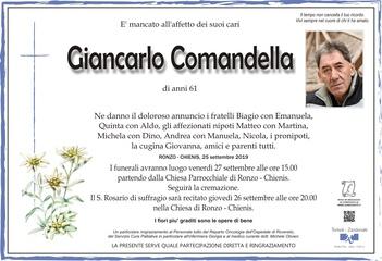 Comandella Giancarlo