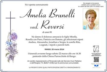 Brunelli Amelia ved. Reversi