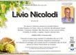 Nicolodi Livio