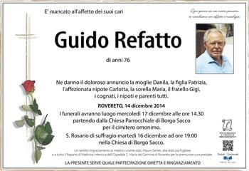 Refatto Guido