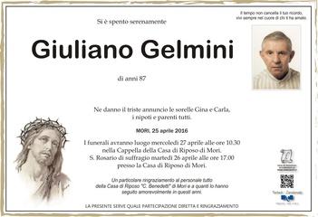 Gelmini Giuliano