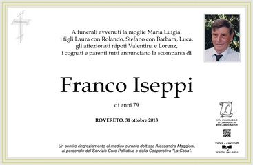 Iseppi Franco