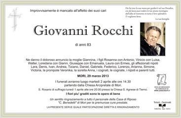Rocchi Giovanni