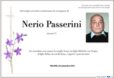Passerini Nerio