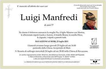 Manfredi Luigi