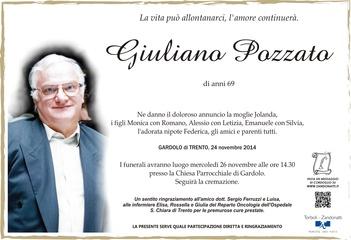 Pozzato Giuliano